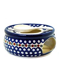 Горелка для чайника Ceramika Artystyczna Волшебная синева, фото