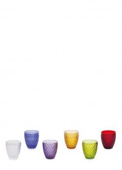 Набор стаканов Maison Toscana с рельефным рисунком 6шт, фото