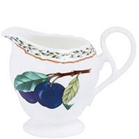 Молочник Noritake Orchard Garden с изображением белого цвета, фото