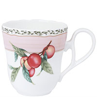 Кружка Noritake Orchard Garden с изображением персика 375мл, фото