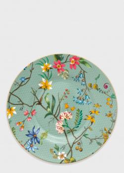 Десертная тарелка Pip Studio Petit Four Jolie Flowers Blue 12см, фото