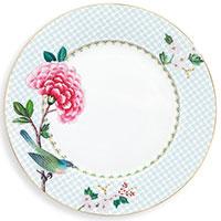Белая тарелка Pip Studio Blushing Birds 21см, фото