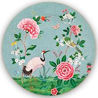 Тарелка Pip Studio Blushing Birds 32см, фото