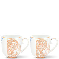 Набор чашек Pip Studio Royal White из фарфора, фото