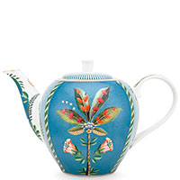 Заварочный чайник Pip Studio La Majorelle Blue, фото