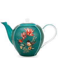 Заварочный чайник Pip Studio Winter Wonderland Squirrel, фото