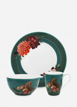 Набор посуды Pip Studio Winter Wonderland из 3-х предметов, фото