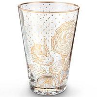 Стакан Pip Studio Royal Golden Flower для напитков, фото
