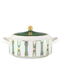 Супница Porcel Liberty с крышкой , фото