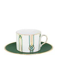 Блюдо Porcel Liberty для чашки чая , фото
