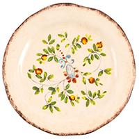 Десертная тарелка Bizzirri Melograno, фото