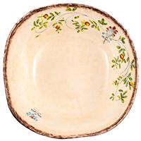 Суповая тарелка Bizzirri Melograno, фото