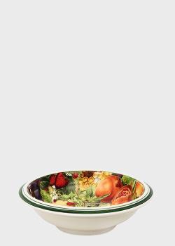 Блюдо Brandani Le Primizie 33см с рисунком, фото