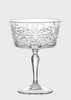 Набор из 6-ти стеклянных бокалов Brandani Royal в форме чаши, фото
