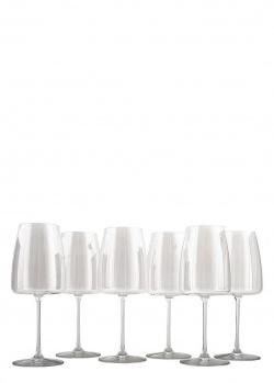 Набор бокалов Maison Verre с вертикальными полосами 6шт, фото