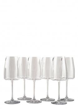 Набор бокалов Maison Verre из рельефного стекла 6шт, фото
