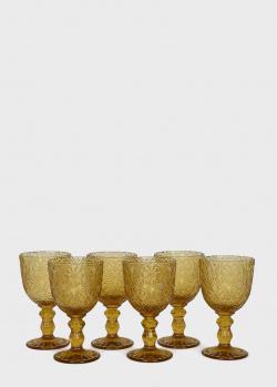 Набор стеклянных бокалов Maison Corinto 6 шт 300 мл, фото