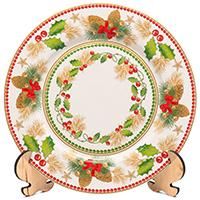 Тарелка обеденная Palais Royal Счастливые дни, фото