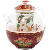 Заварник и чашка для чая Palais Royal Счастливые дни, фото