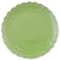 Тарелка для сладкого Palais Royal Зефир салатового цвета, фото