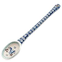 Ложка салатная Ceramika Artystyczna Марракеш, фото