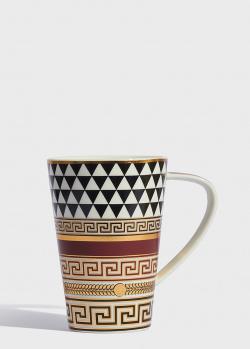 Чашка Baci Milano 5th Avenue 12,5см из фарфора, фото