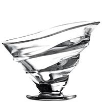 Чаша La Rochere Ices в форме изогнутой раковины, фото