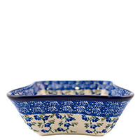 Салатник Ceramika Artystyczna Летний ветерок квадратный, фото