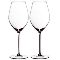 Два хрустальных бокала Riedel Veritas для шампанского, фото