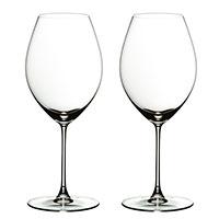 Два бокала Riedel Veritas для красного вина, фото