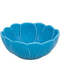 Набор из 6 пиал Bordallo Pinheiro Кувшинка голубого цвета, фото