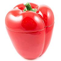 Большая емкость Bordallo Pinheiro Перец красный, фото