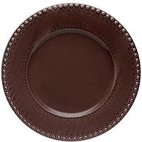 Блюдо Bordallo Pinheiro Фантазия коричневого цвета, фото