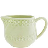 Молочник Bordallo Pinheiro Фантазия светло-зеленого цвета, фото