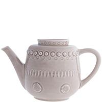 Чайный заварник Bordallo Pinheiro Фантазия коричневого цвета, фото