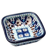 Пиала Ceramika Artystyczna Марракеш квадратная, фото