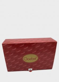 Бокал Goebel для шампанского с орнаментом девушки 200мл, фото