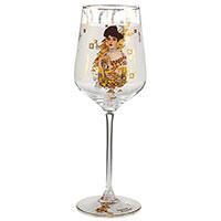 Бокал для вина Goebel Adele Bloch-Bauer 25см, фото