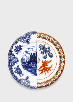 Обеденная тарелка Seletti Hybrid Zoe диаметром 27,5 см, фото
