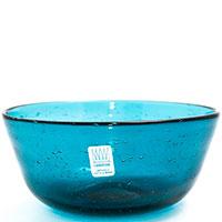 Набор из 6 пиал Comtesse Milano Matisse синего цвета, фото