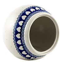 Емкость для соли Ceramika Artystyczna Валентинки, фото