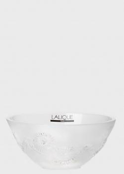 Хрустальная пиала Lalique China Mood с гравировкой, фото