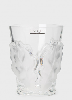 Стакан из хрусталя  Lalique Oak Leaf, фото