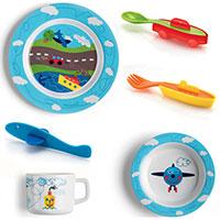 Набор подарочный Guzzini Bimbi из 6 предметов, фото