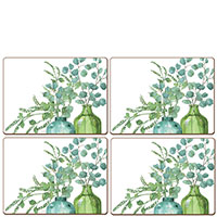 Набор ковриков для сервировки Cala Home Greenery II 4шт, фото