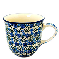 Набор чашек Ceramika Artystyczna Колокольчики 6шт, фото