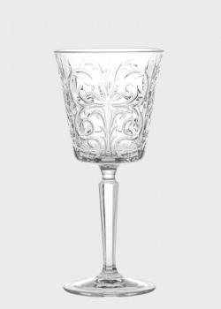 Набор из 4-х бокалов для вина с рельефным узором Brandani Royal, фото