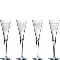 Набор бокалов для шампанского Nachtmann Delight 165мл из 4 штук, фото