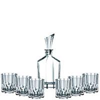 Набор для виски Nachtmann Aspen из 7 предметов, фото