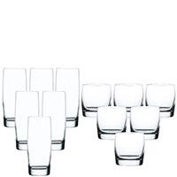 Набор стаканов для виски и напитков Nachtmann Vivendi Box 315/413мл, фото
